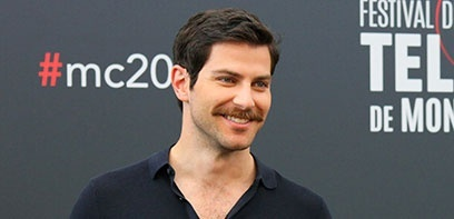 Monte-Carlo 2015 : interview de David Giuntoli (Grimm)